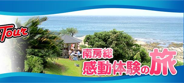 ◆南房総BonBonツアーは、館山から参加できるサロンカー貸切で行く着地型の感動体験ツアー